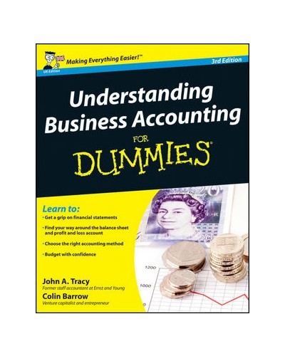 Understanding Business Accounting For Dummies, 3rd Edition (UK Edition)