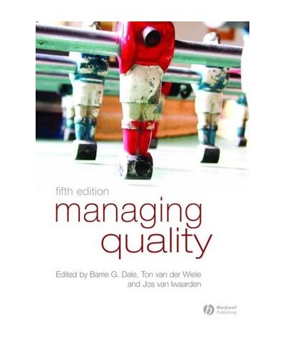 Managing Quality, 5th Edition