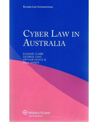 Cyber Law in Australia