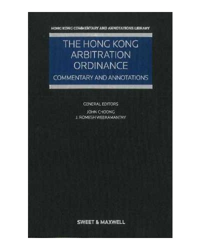 the hong kong arbitration ordinance commentary and annotations rh pbookshop com herbert smith freehills hong kong ipo guide