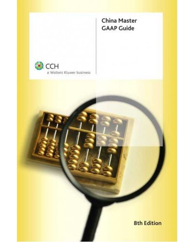 China Master GAAP Guide 2011/12 (8th edition)