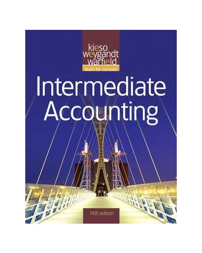 intermediate accounting 14th edition kieso Copyright © 2010 john wiley & sons, inc kieso, intermediate accounting, 13/e, solutions manual (for instructor use only) 8-5 solutions to.