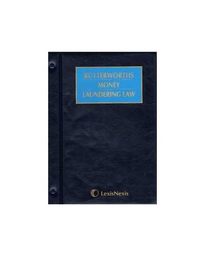 Butterworths Money Laundering Law