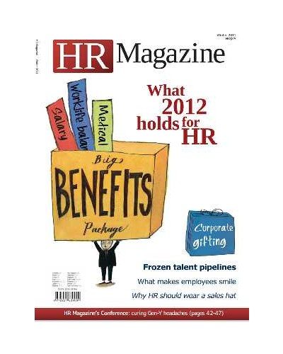 HR Magazine (Digital Subscription)