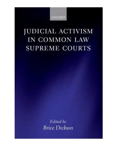 Judicial Activism in Common Law Supreme Courts