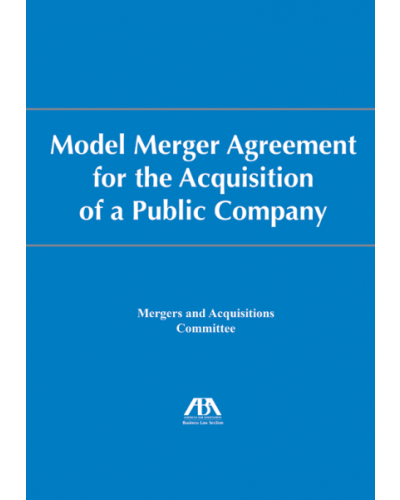 Model Merger Agreement for the Acquisition of a Public Company