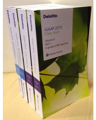 Deloitte iGAAP 2015: International IFRS Pack 2015