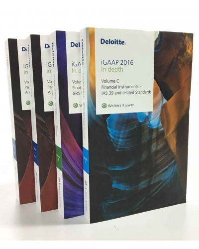 Deloitte iGAAP 2016: International IFRS Pack 2016