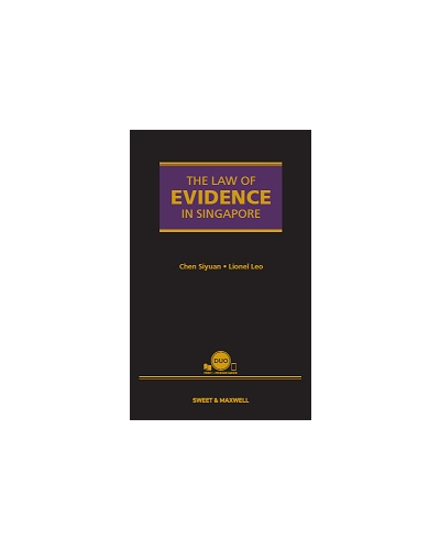 The Law of Evidence in Singapore