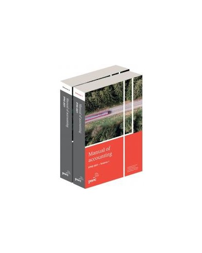 PwC Manual of Accounting IFRS 2021 Set