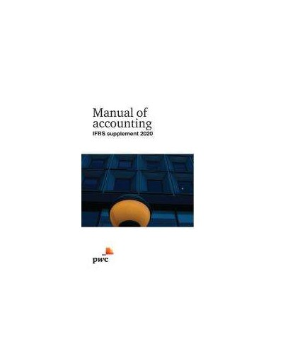 PwC Manual of Accounting IFRS Supplement 2020