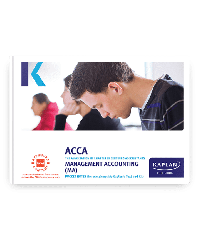 ACCA (MA) Management Accounting (Pocket Notes)