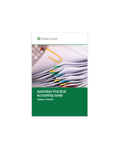 Australian Practical Accounting Guide