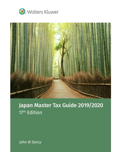 Japan Master Tax Guide 2019/20 (17th Edition)