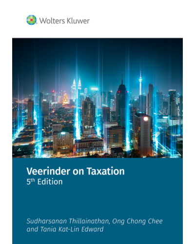 Veerinder on Taxation, 5th Edition