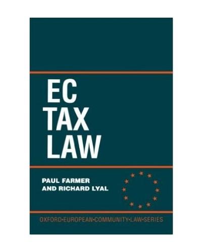 EC Tax Law, 2nd Edition