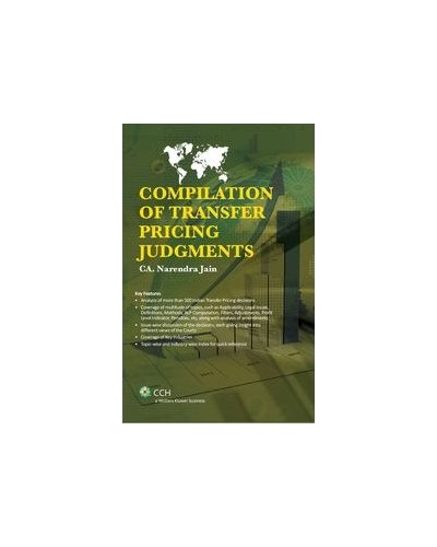 Compilation of Transfer Pricing Judgments