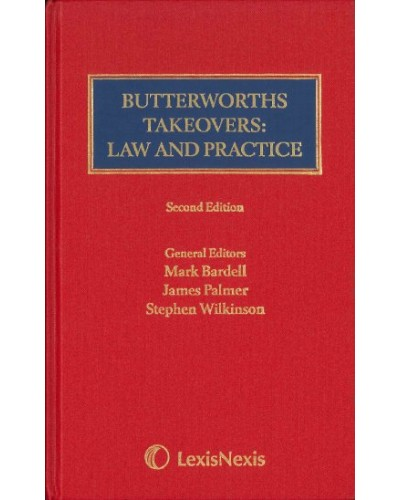 Takeovers: Law and Practice, 2nd Edition