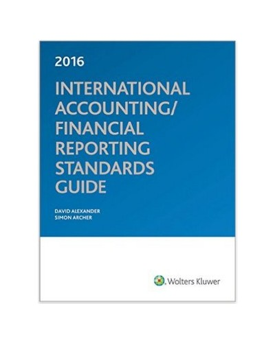 International Accounting/Financial Reporting Standards Guide (2016)