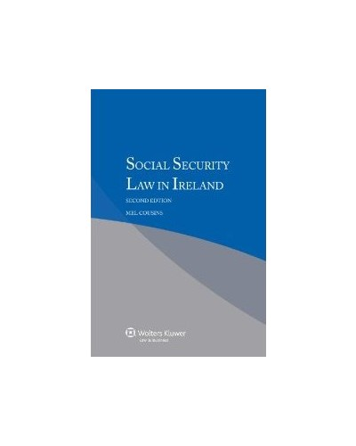 Social Security Law in Ireland, 2nd edition