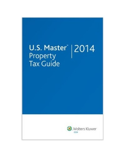 Us Master Property Tax Guide 2014 Accountants Choices Bargain