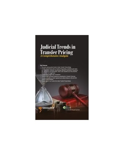 Judicial Trends in Transfer Pricing: A Comprehensive Analysis