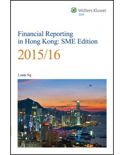 Financial Reporting in Hong Kong 2015/16 (SME Edition)