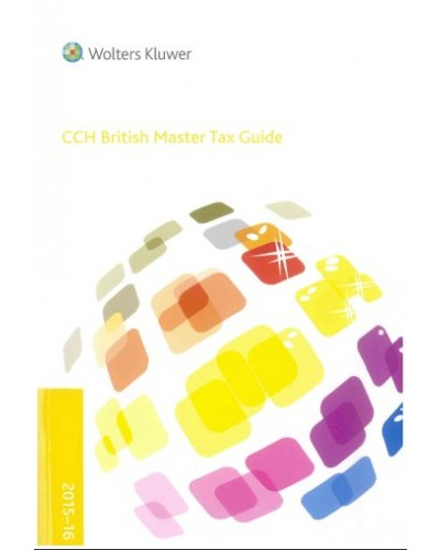 British Master Tax Guide 2015-16