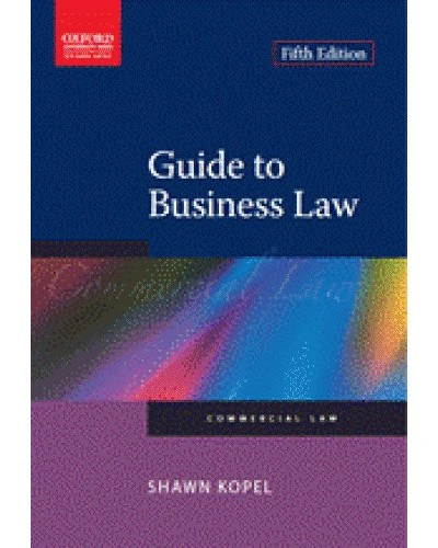 commercial law guide View a sample of this title using the readnow feature now you can work under the continually evolving uniform commercial code with a practice guide you can really count on for probing article-by-article analysis of today's ucc, as well as strategies for applying the code in specific transactions.