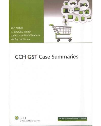 CCH GST Case Summaries