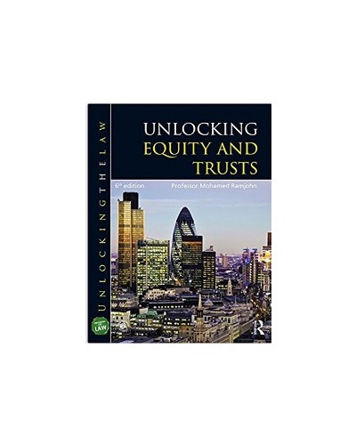 Unlocking Equity and Trusts, 6th Edition