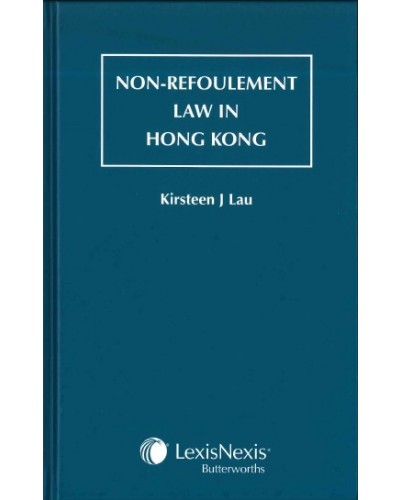 Non-refoulement Law in Hong Kong