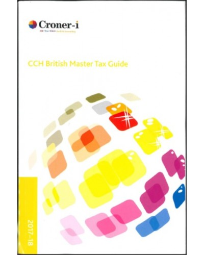 British Master Tax Guide 2017-18