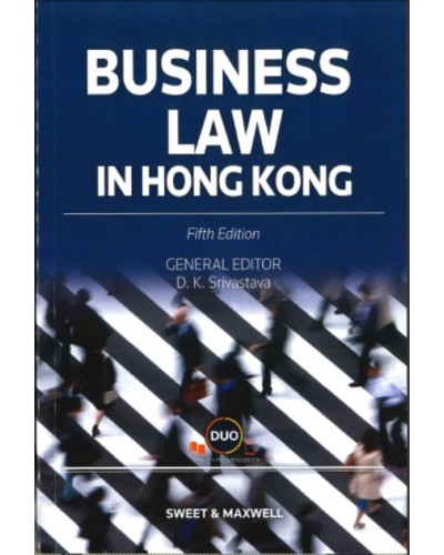 Business Law in Hong Kong, 5th Edition