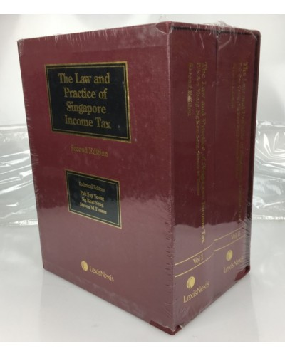 The Law and Practice of Singapore Income Tax, 2nd Edition