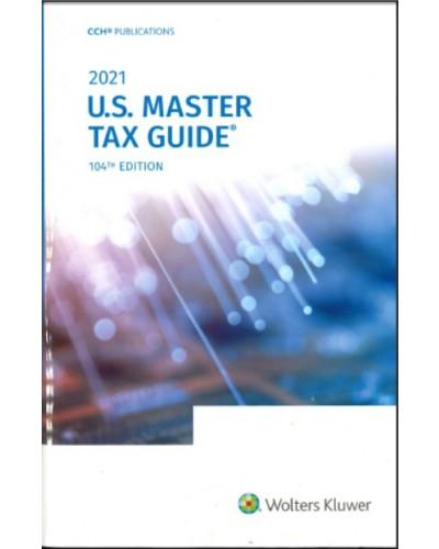 U.S. Master Tax Guide (2021)