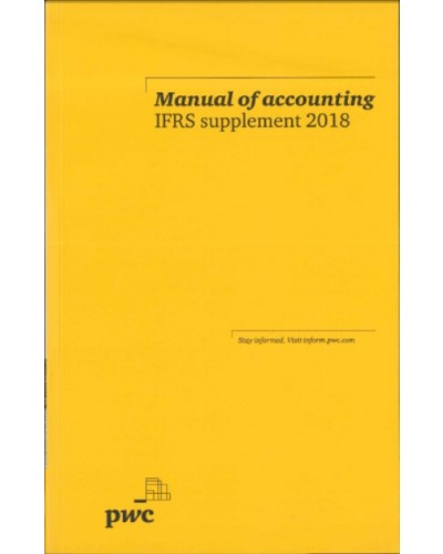 PwC Manual of Accounting IFRS Supplement 2018