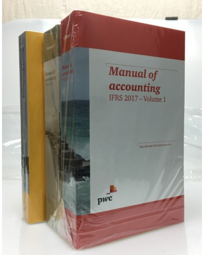 PwC Manual of Accounting IFRS 2018 Set - Recommended for You