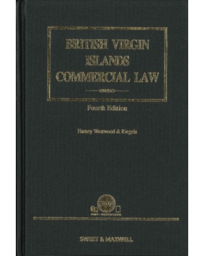 British Virgin Islands Commercial Law, 4th Edition