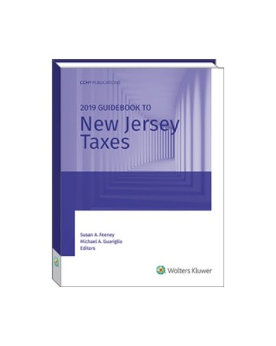 Guidebook to New Jersey Taxes (2019)