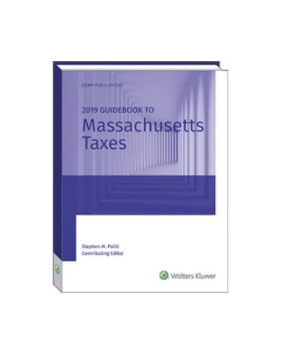 Guidebook to Massachusetts Taxes (2019)