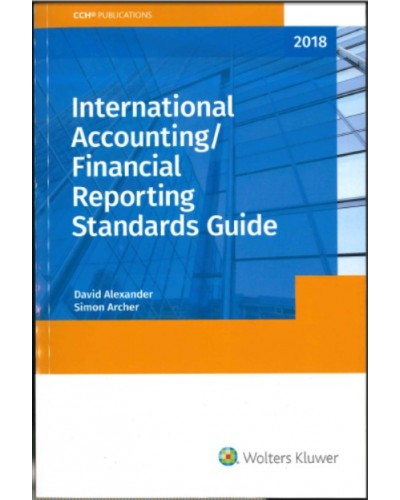 International Accounting/Financial Reporting Standards Guide (2018)