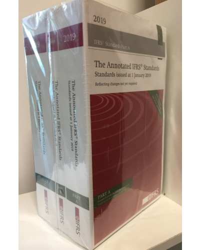 The Annotated Issued IFRS® Standards—Standards issued at 1 January 2019 (The Annotated Red Book)