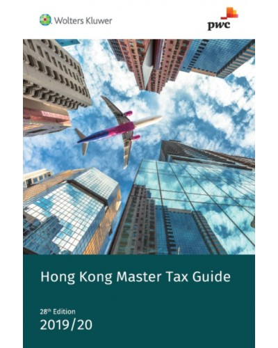 List Of Tax Deductions 2020.Hong Kong Master Tax Guide 2019 2020 28th Edition New