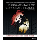 Fundamentals of Corporate Finance, 3rdEdition