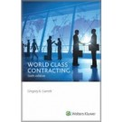 World Class Contracting, 6th Edition