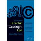 Canadian Copyright Law, 4th Edition