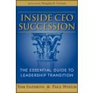 Inside CEO Succession