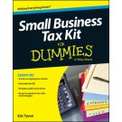Small Business Tax Kit For Dummies