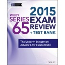Wiley Series 65 Exam Review 2015 + Test Bank
